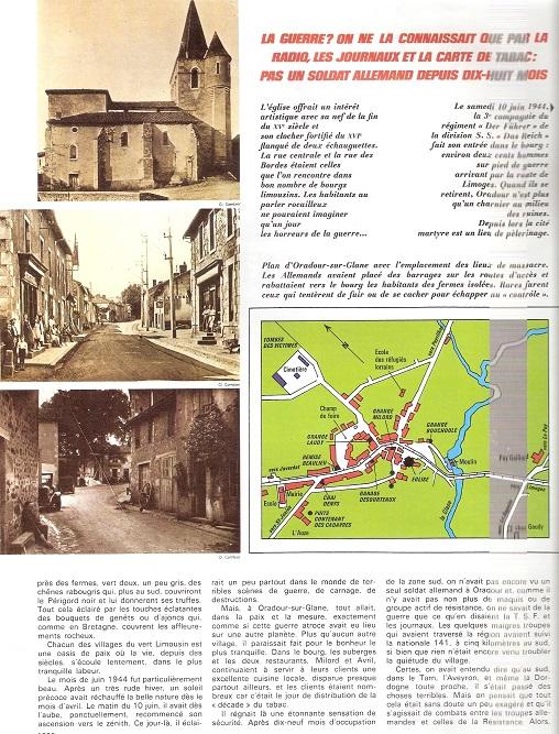 Le massacre d'Oradour-sur-Glane (Haute-Vienne) - Page 5 Oradou11