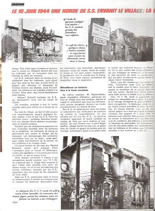 Le massacre d'Oradour-sur-Glane (Haute-Vienne) - Page 5 Oradou13