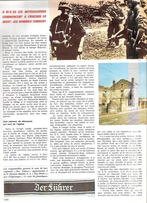 Le massacre d'Oradour-sur-Glane (Haute-Vienne) - Page 5 Oradou15