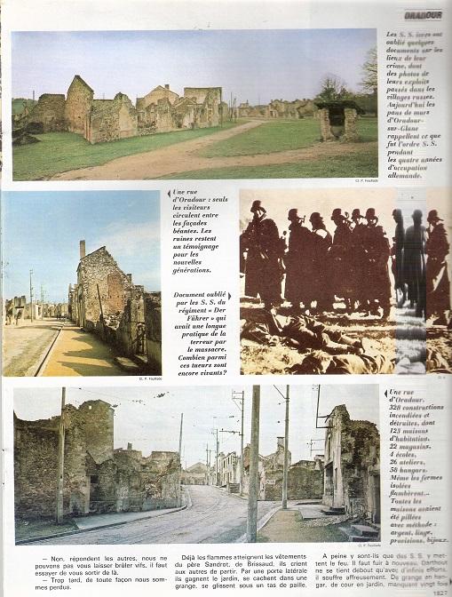 Le massacre d'Oradour-sur-Glane (Haute-Vienne) - Page 5 Oradou16