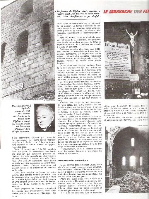 Le massacre d'Oradour-sur-Glane (Haute-Vienne) - Page 5 Oradou17