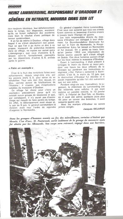 Le massacre d'Oradour-sur-Glane (Haute-Vienne) - Page 5 Oradou19