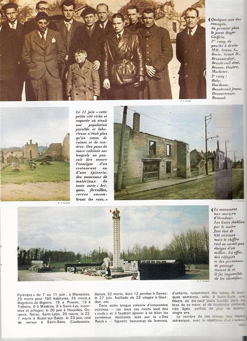 Le massacre d'Oradour-sur-Glane (Haute-Vienne) - Page 5 Oradou20