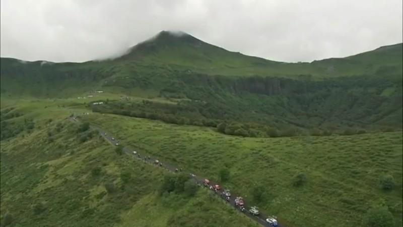 Tour de France 2020 : Arrivée au Pas de Peyrol (Puy Mary) - Page 3 20191012