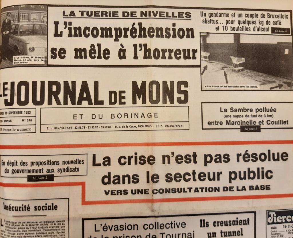 Nivelles : médias divers sur les faits du 17/09/1983 - Page 2 83091910