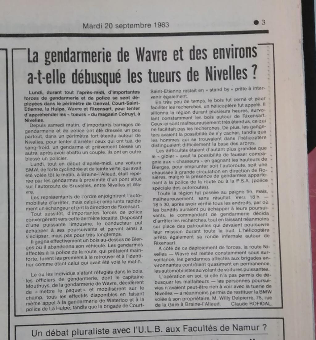 Nivelles : médias divers sur les faits du 17/09/1983 - Page 2 Img_2059