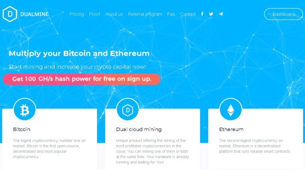 Multipliez vos Bitcoins et Ethereum - autant de preuves de paiement Home_d11