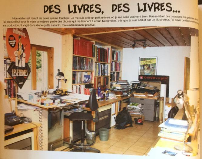 Felix Meynet le savoyard - Page 5 Atelie35