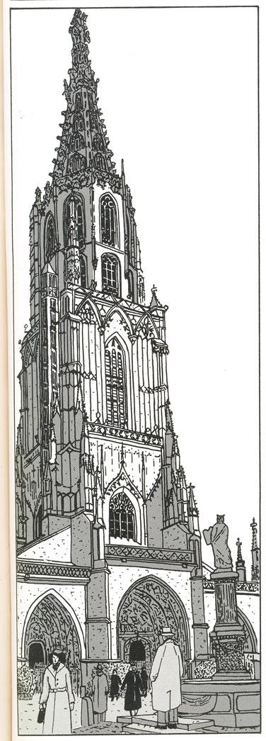 La Suisse dans la BD - Page 4 Berne-15