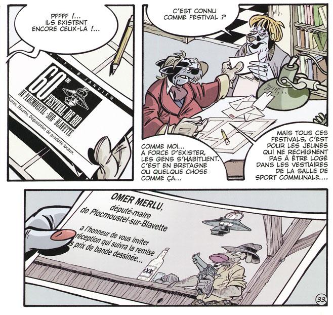 Les BD qui racontent la BD - Page 3 Canard17
