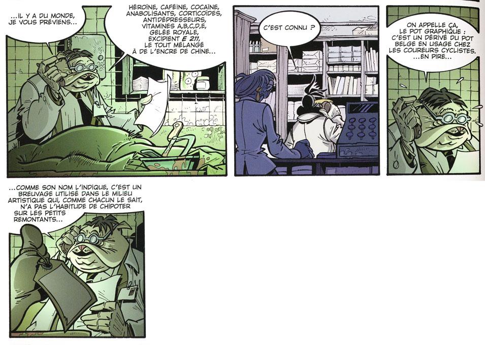 Les BD qui racontent la BD - Page 3 Canard18