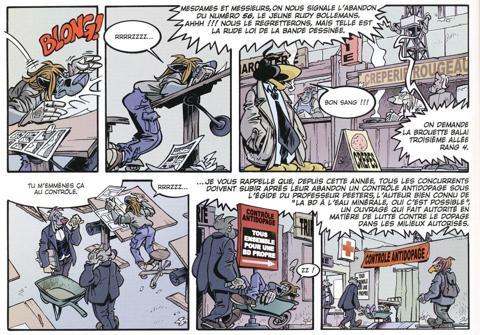 Les BD qui racontent la BD - Page 3 Canard20