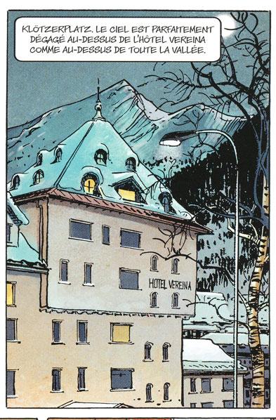 La Suisse dans la BD - Page 4 Davos-11