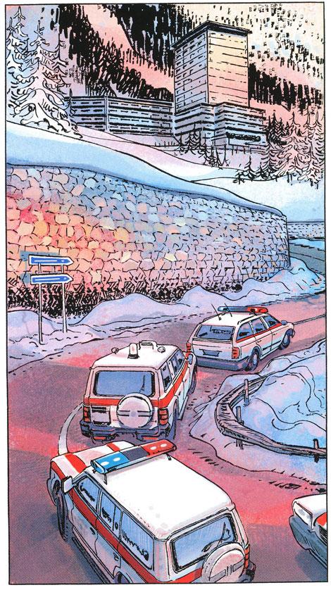 La Suisse dans la BD - Page 4 Davos-12
