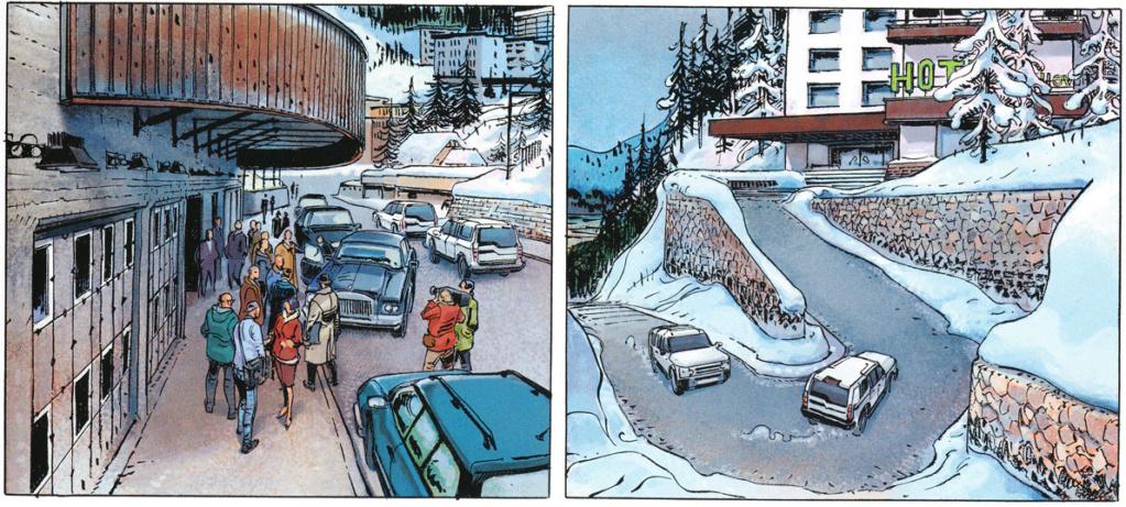La Suisse dans la BD - Page 4 Davos-13