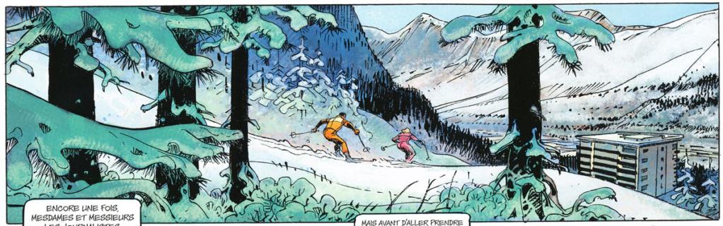 La Suisse dans la BD - Page 4 Davos-15