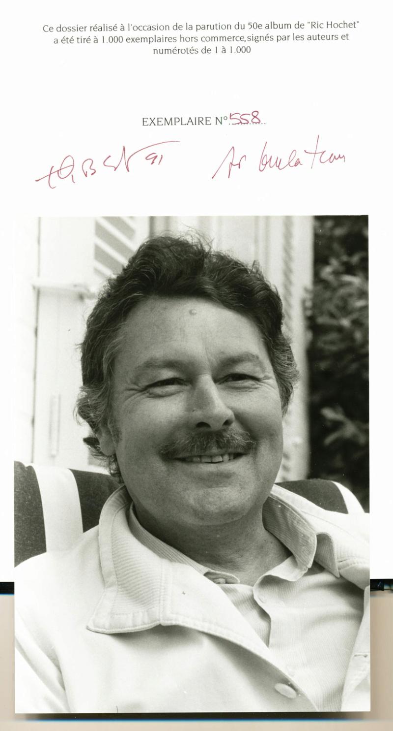 André-Paul Duchâteau  IN MEMORIAM Duchat12
