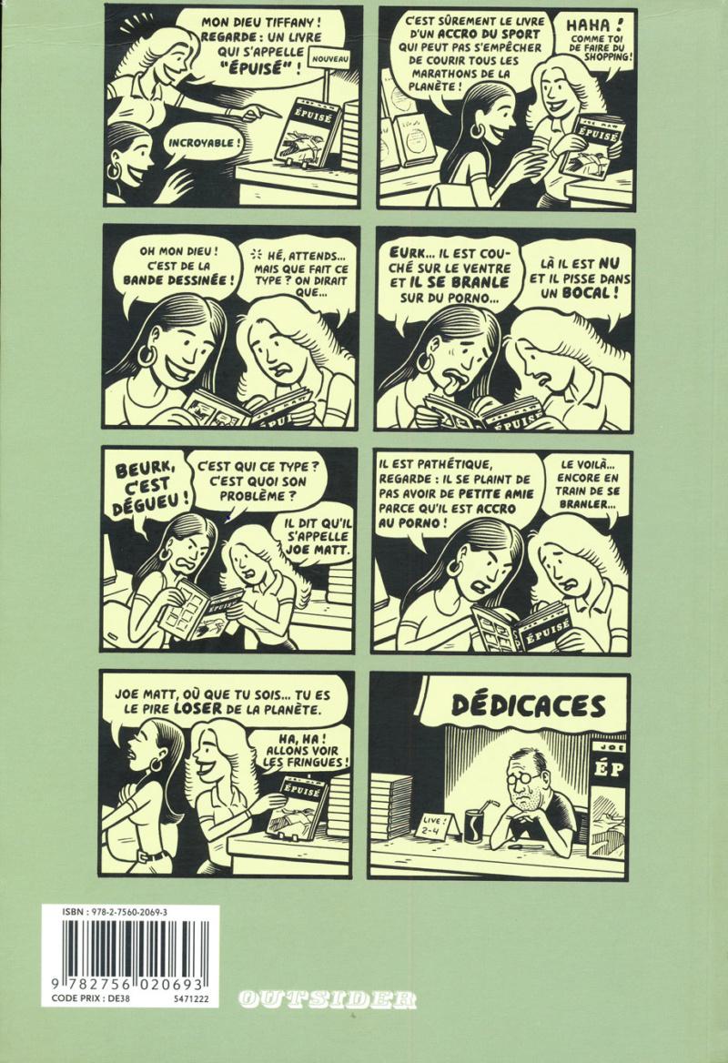 Auteurs indépendants américains - Page 2 Epuise14
