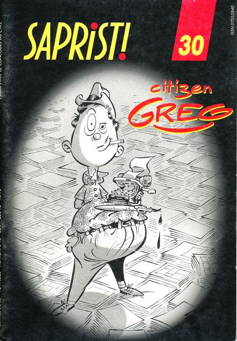 Références et monographies d'auteurs - Page 2 Greg-c10