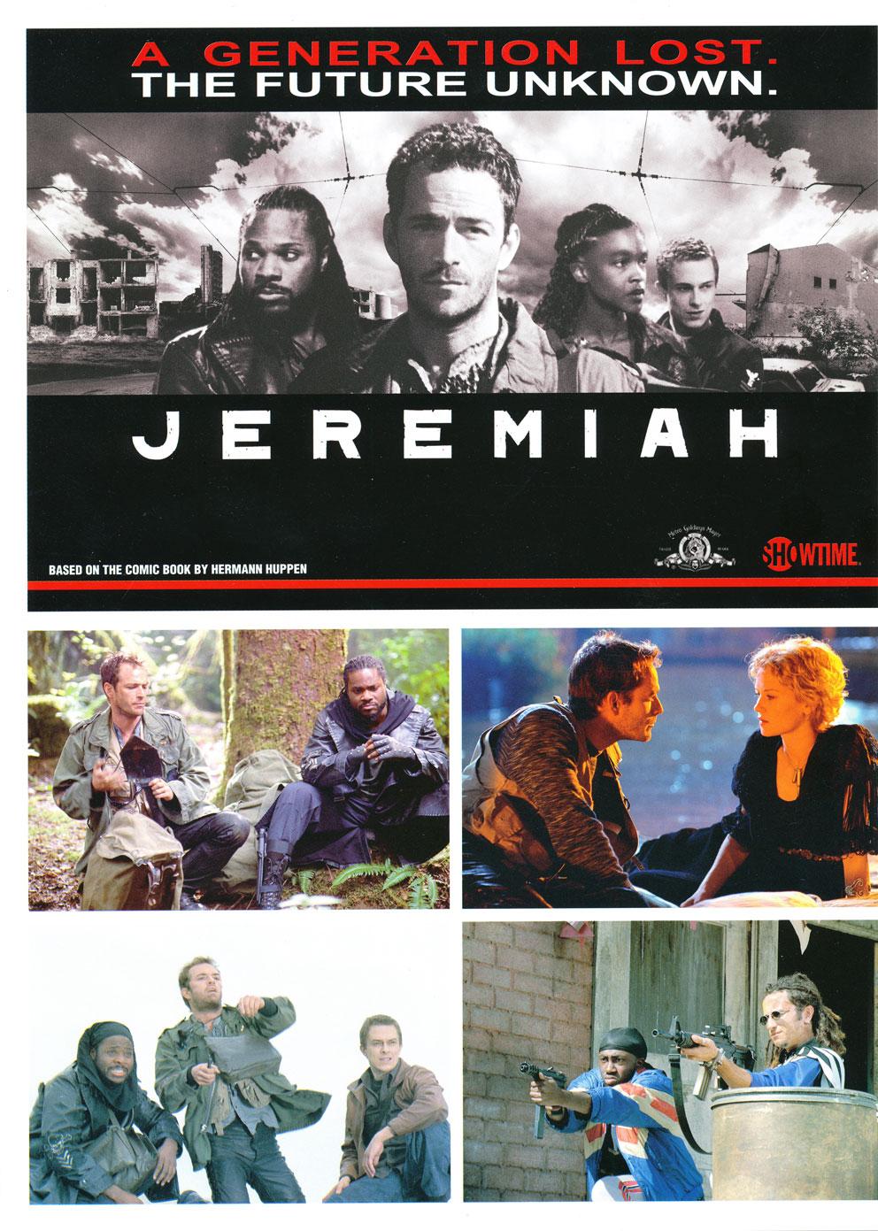 Hermann le dessinateur sans limite - Page 16 Jeremi12