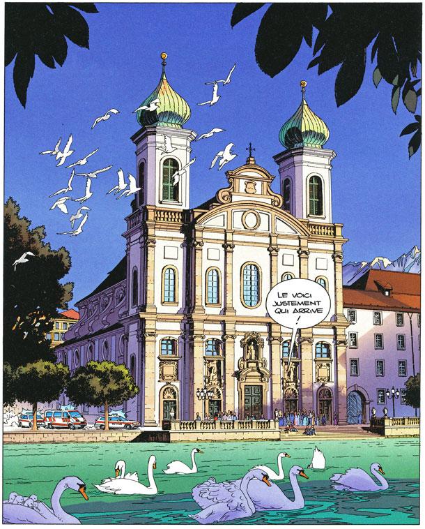 La Suisse dans la BD Jesuit10