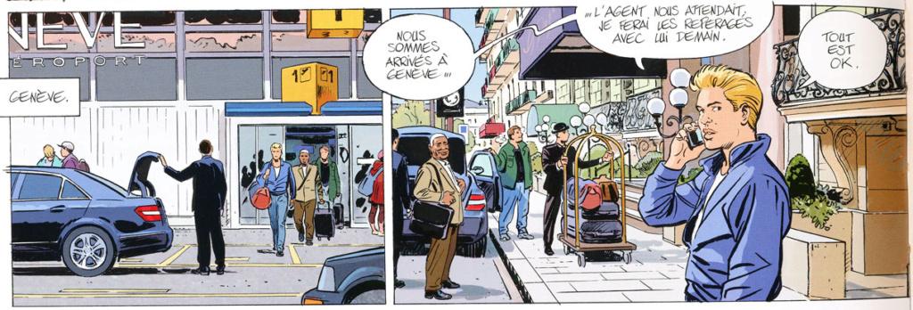 La Suisse dans la BD - Page 4 Milan-13