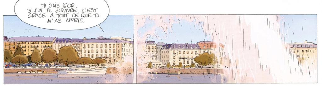 La Suisse dans la BD - Page 4 Milan-16