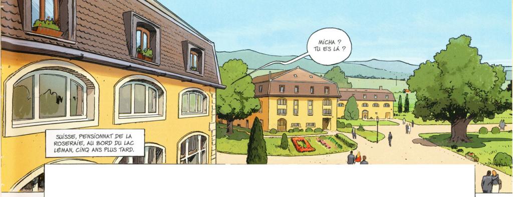 La Suisse dans la BD - Page 4 Milan-17