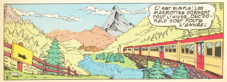 La Suisse dans la BD - Page 2 Picsou12