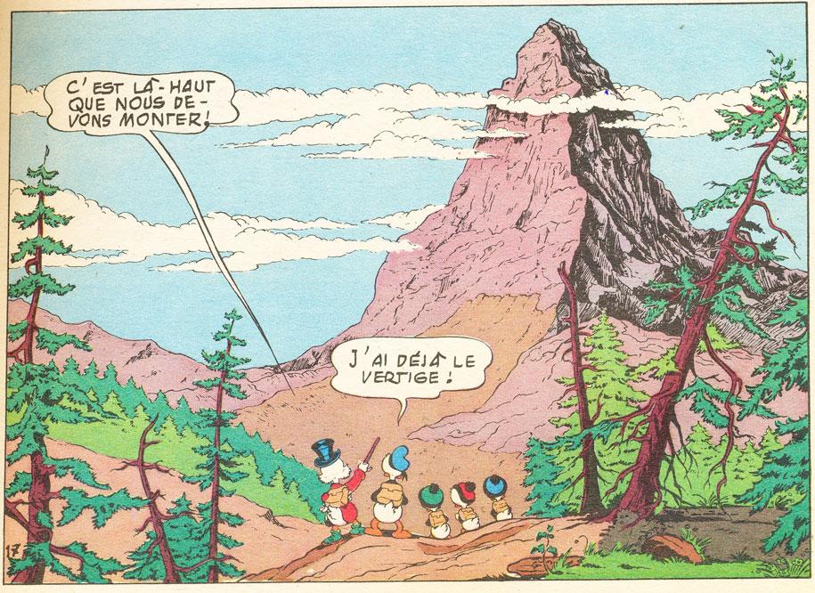 La Suisse dans la BD - Page 2 Picsou15