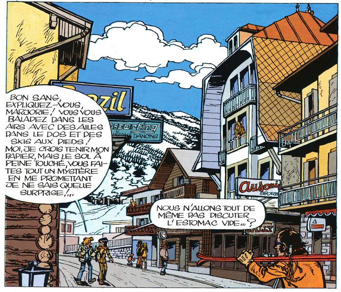 La Suisse dans la BD - Page 2 Retour11