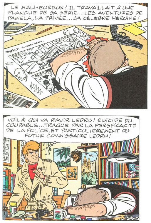 Les BD qui racontent la BD - Page 3 Ric-ho10