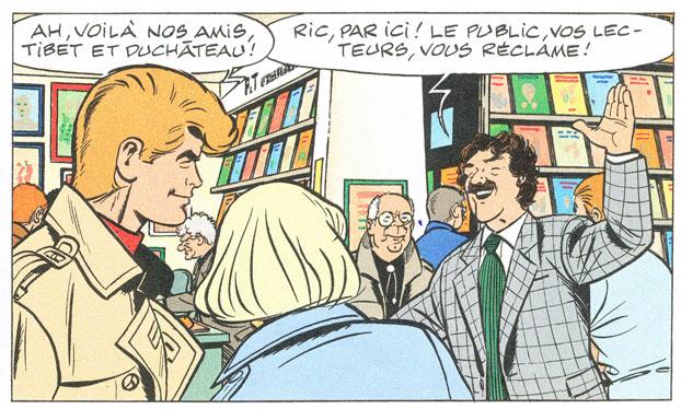 Les BD qui racontent la BD - Page 3 Ric-ho18