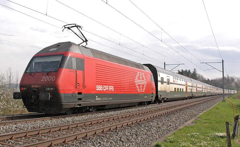 La Suisse dans la BD - Page 6 Train11