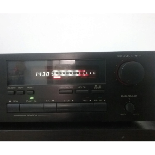 (SOLD) Rotel RD-960BX Cassette Deck Rotel_14