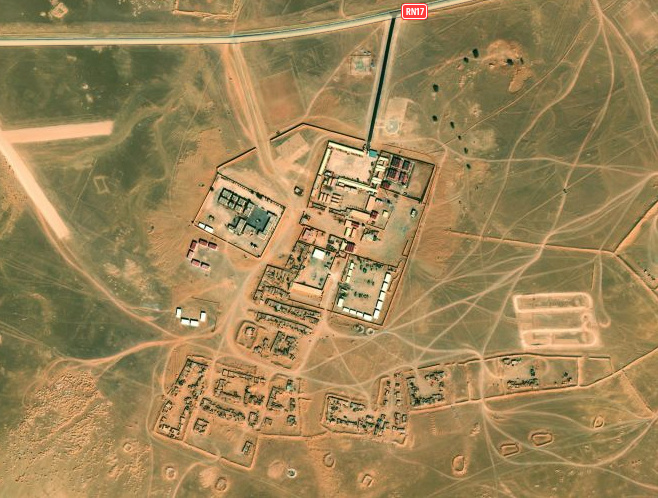 Bases et infrastructures Militaires des FAR / Moroccan Military Bases - Page 6 110