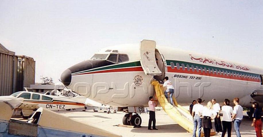Anciens avions de la RAM 45455410