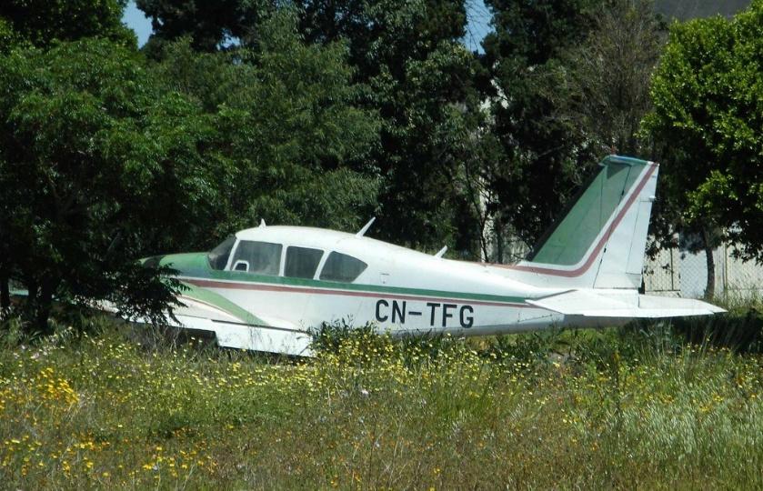 Anciens avions de la RAM 545410
