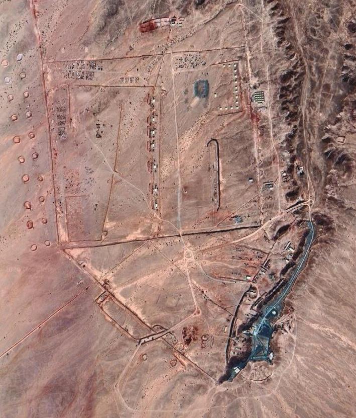 Bases et infrastructures Militaires des FAR / Moroccan Military Bases - Page 5 6_brim12