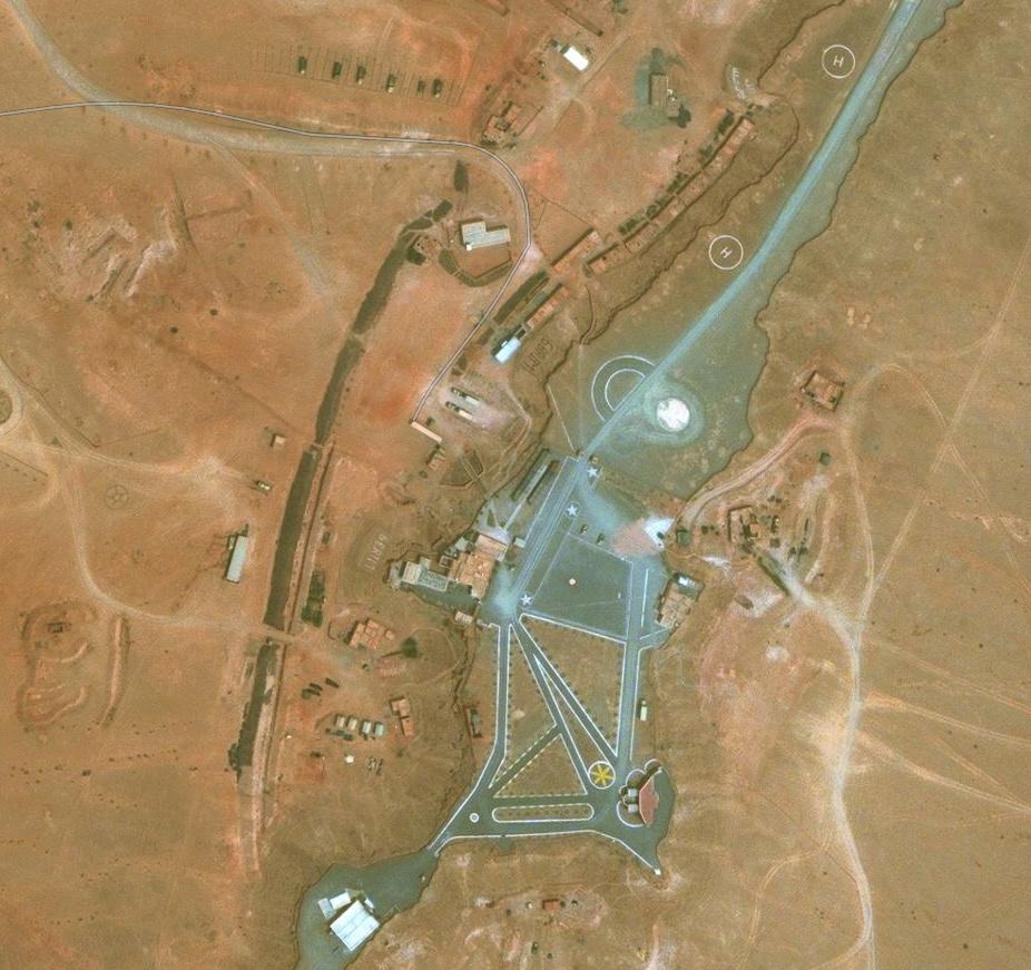 Bases et infrastructures Militaires des FAR / Moroccan Military Bases - Page 5 6_brim13