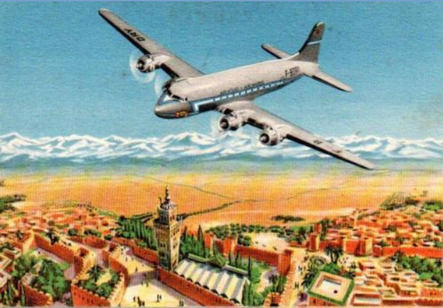 Anciens avions de la RAM - Page 3 Dc410