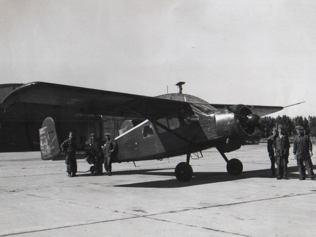 FRA: Photos anciens avions des FRA - Page 11 N61_ma10