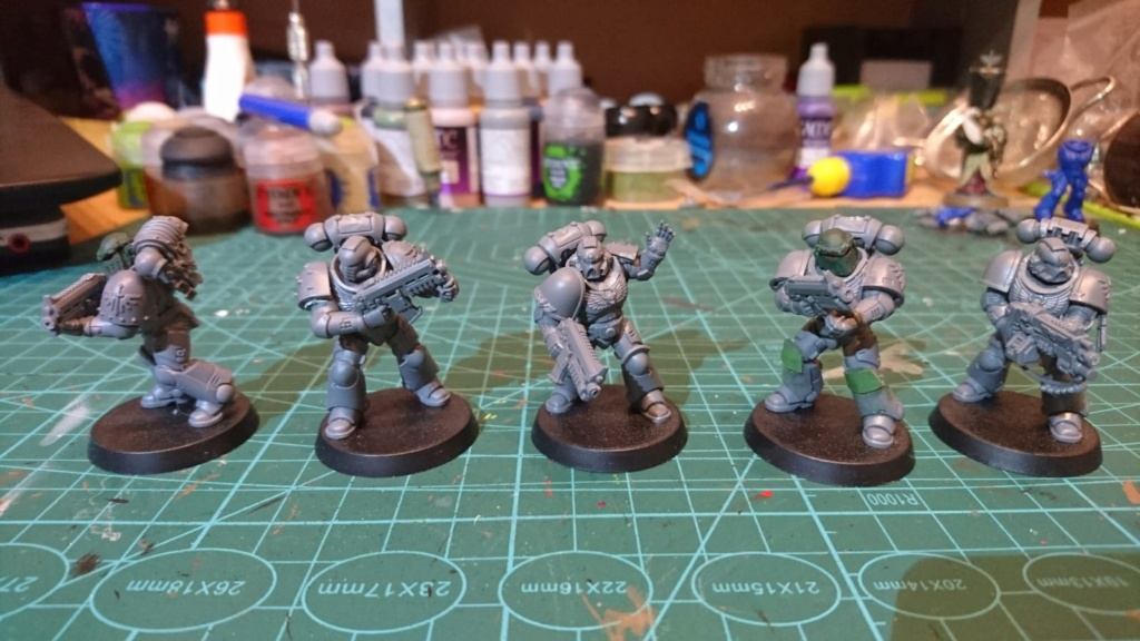 Primaris old Marines 210