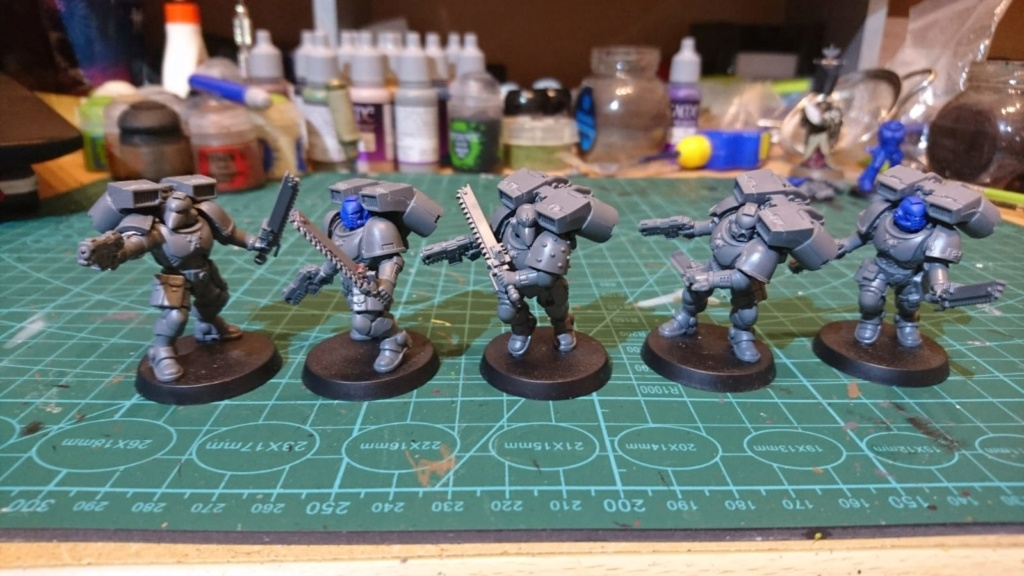 Primaris old Marines 310