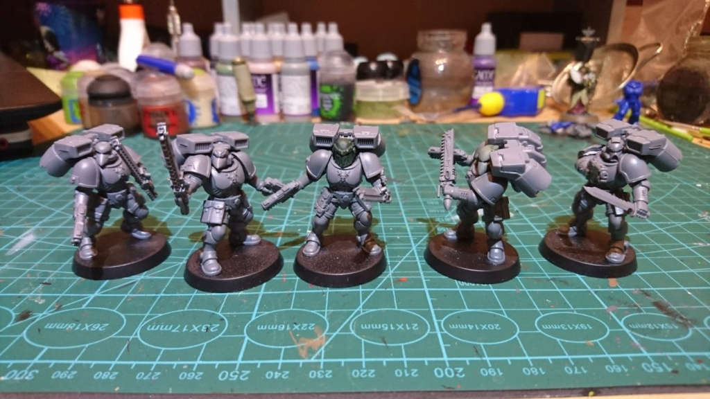 Primaris old Marines 410