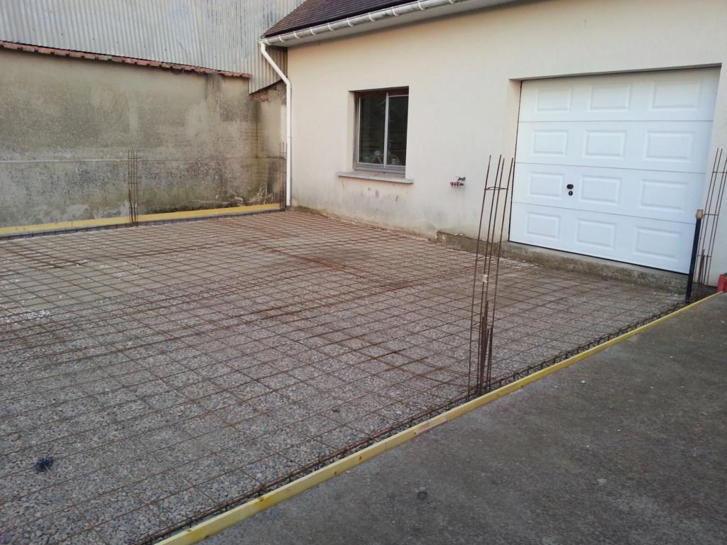 extension du garage  10410