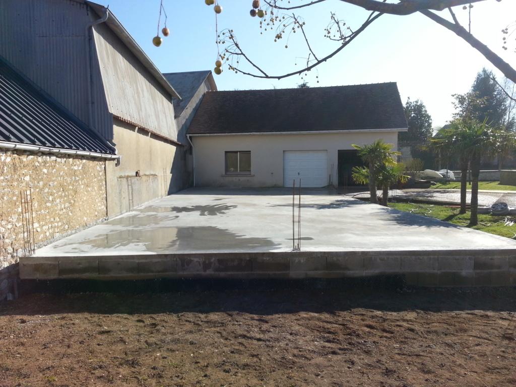 extension du garage  11710