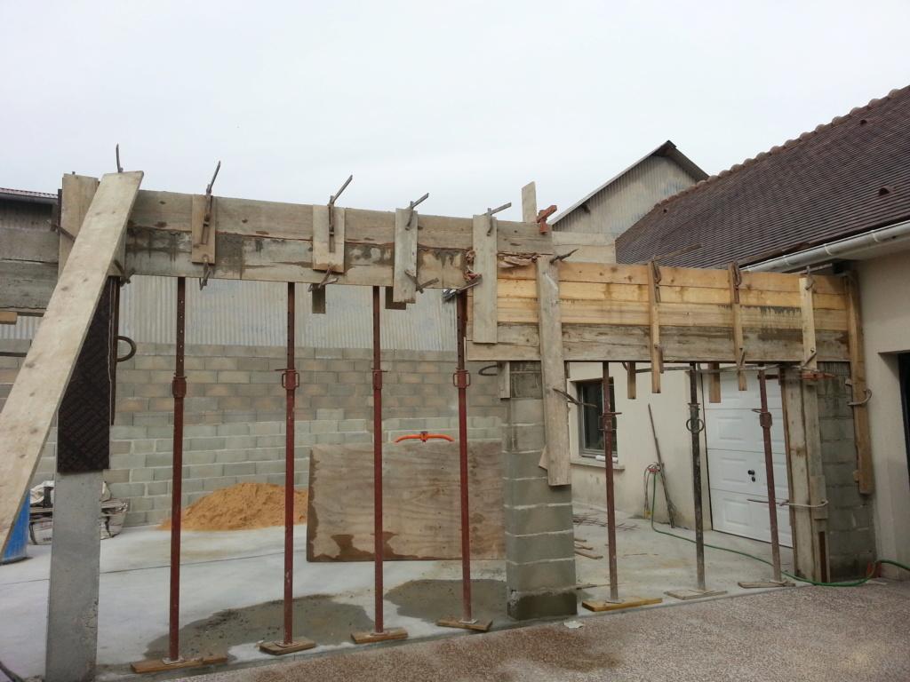 extension du garage  13010