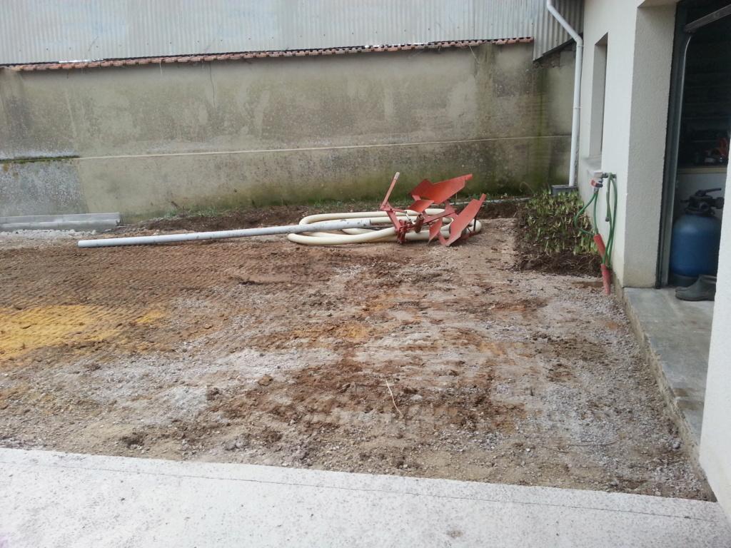 extension du garage  8910