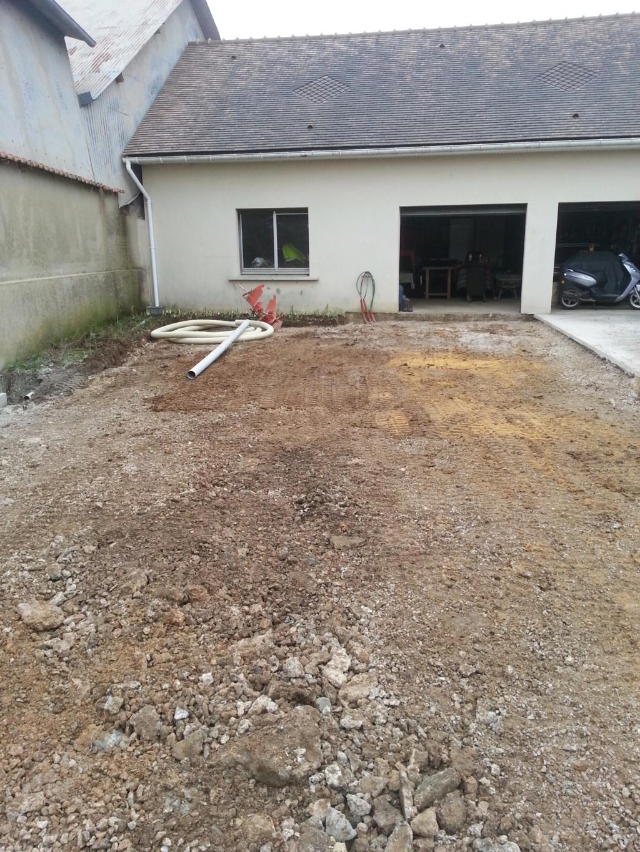 extension du garage  9010